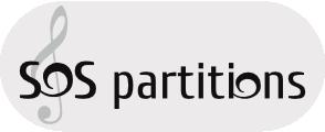 LOGO SOS partitions téphane Dano